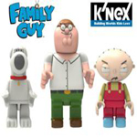 Family Guy Knex Thumb