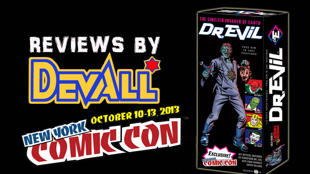 NYCC Dr Evil Title