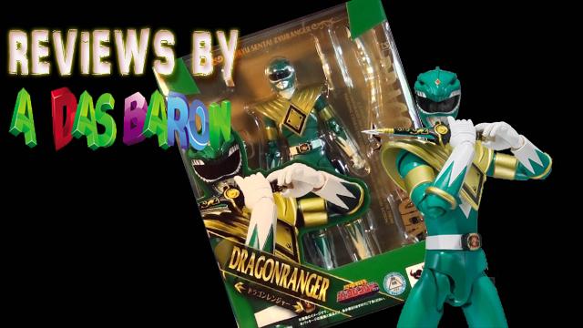 Green Ranger Title