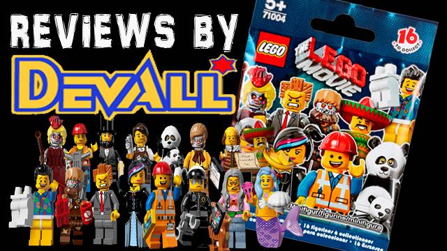 Lego Mini Title