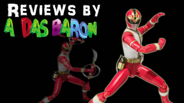 Ryu Ranger Title