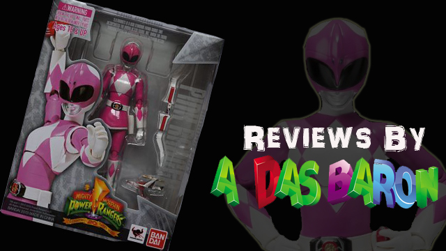 Pink Ranger Title