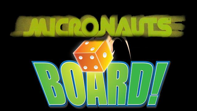 Micronauts Title