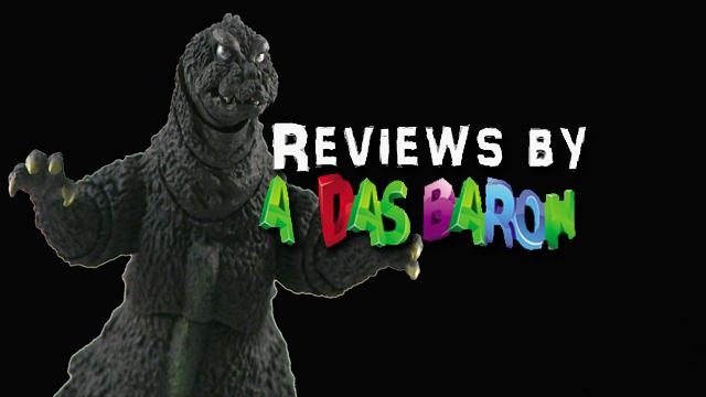 Godzilla Title