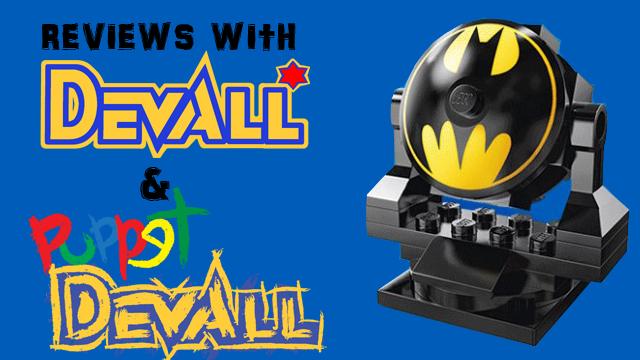 Bricktober Bat Signal Title