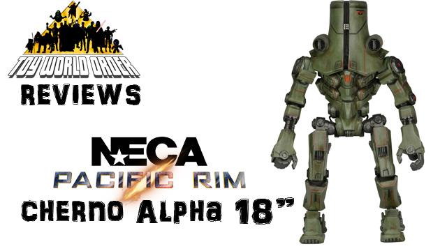 Cherno Alpha Title