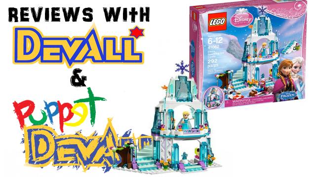 LEGO Frozen Title