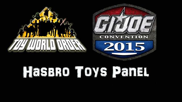 Hasbro Panel Title