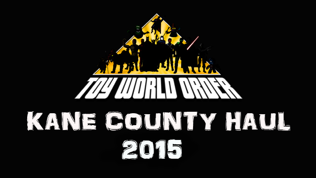 Kane County 2015 Title