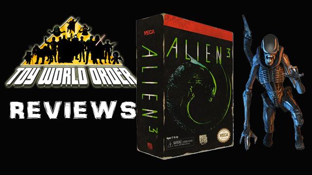 Alien3 Title