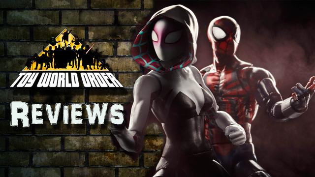 Spider Gwen Title