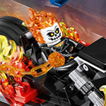 Lego Ghostrider Thumb