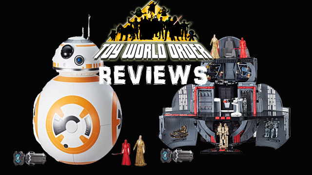 BB8 Playset Title
