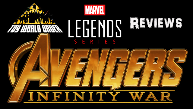 Avengers Infinity Title