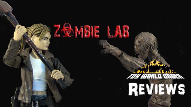Zombie Lab Title